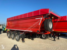 Galucho half-pipe semi-trailer Semi-Reboque