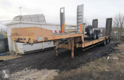 Verem heavy equipment transport semi-trailer ORIGINAL 2 ESSIEUX