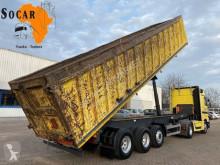 Tipper semi-trailer S37RP110 (55 M3)