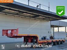 Nooteboom heavy equipment transport semi-trailer 0SD-42VV 0 4 550cm Extendable 2x Steeraxle