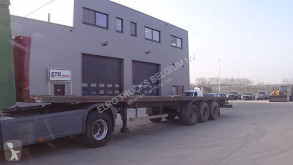 Trailer Viberti 36S20DS (BPW AXLES / FRENCH TRAILER) tweedehands platte bak