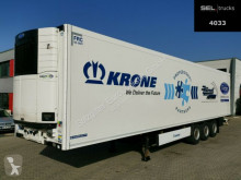 Krone insulated semi-trailer SD / Carrier 1550 / Rolltor