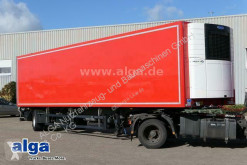 Rohr refrigerated semi-trailer RSAK/21,5, Carrier Vector 1550, LBW, Lenkachse