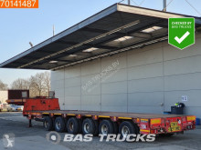 Semiremorca transport utilaje Goldhofer SKP - H6 +Hatz Diesel engine 2x Extendable til 23,70m. 6x Hydr. Steeraxle