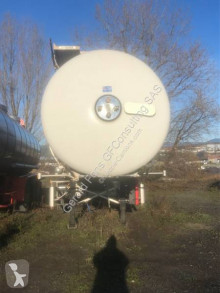 Magyar chemical tanker semi-trailer monocuve
