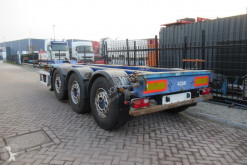 Renders container semi-trailer EURO 800 / 2X Extendable / MB DISC