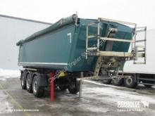 Semirimorchio ribaltabile Schmitz Cargobull Semitrailer Tipper Alu-square sided body 27m³