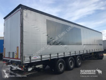 Semirimorchio Schmitz Cargobull Semitrailer Curtainsider Standard Teloni scorrevoli (centinato) usato