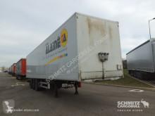 Semirremolque Samro Caisse sèche Porte relevante furgón usado