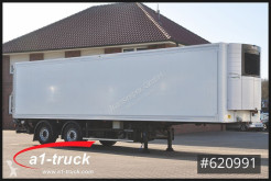 Semi remorque frigo Rohr 2 Achs RSK/30, Zwangslenkung, LBW, Carrier