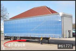 Schmitz Cargobull SCS 18, Mega, VARIOS, TÜV 03/2022 semi-trailer used tarp
