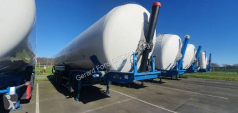 Spitzer 60 M3 ALIMENTAIRE semi-trailer used powder tanker