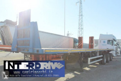 Merker semirimorchio pianale allungabile semi-trailer used flatbed
