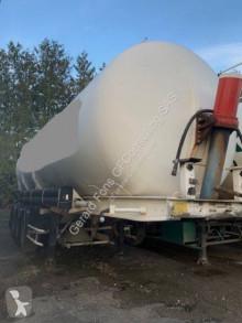 Yarı römork Benalu BASCULANTE 42M3 tank tozdan oluşan/toz halinde ürünler ikinci el araç