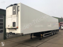 Kässbohrer mono temperature refrigerated semi-trailer Thermo King | Vleeshaken