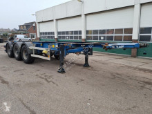 Semiremorca transport containere LAG Tank Container Chassis ADR / 30ft. / 20ft.