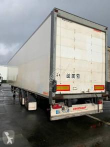 Semirremolque furgón caja polyfond Fruehauf 2 essieux