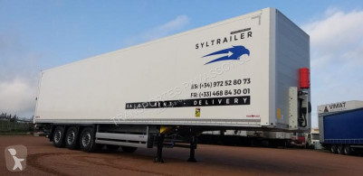 Schmitz Cargobull SKO semi-trailer used box