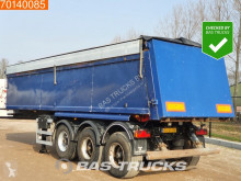 ATM tipper semi-trailer OKA 15/27 25m3 Steel Tipper Liftaxle