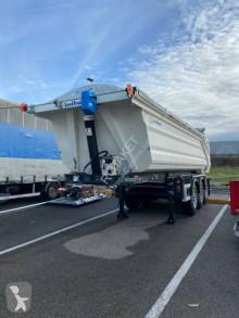 Lecitrailer tipper semi-trailer Benne TP 26m3 acier dispo