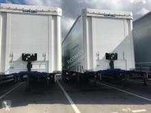 Sættevogn Lecitrailer Tautliner 3 essieux neuve glidende gardiner ny