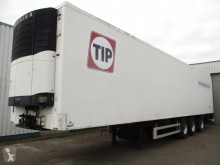 Semi remorque frigo Pacton Carrier Reefer trailer , 3 BPW Axles , Drum brakes , Air Suspension