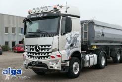 Mercedes box tractor-trailer Arocs 1853 LS Arocs HAD/Retarder/Hydraulik/Allrad