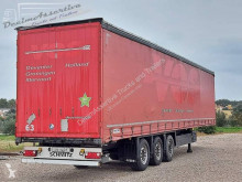 Yarı römork Schmitz Cargobull SCS sürgülü tenteler (plsc) ikinci el araç