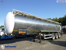 Burg chemical tanker semi-trailer Chemical tank inox 37.5 m3 / 1 comp