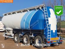 Feldbinder tanker semi-trailer EUT 45.3 45m3 Lenkachse