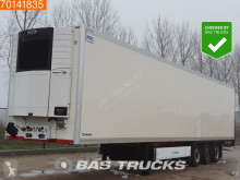 Krone mono temperature refrigerated semi-trailer Carrier Vector 1950 Liftachse