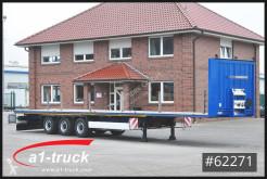 Semirremolque Krone SD, Mega, Twistlock, Steckrungen, Container caja abierta usado