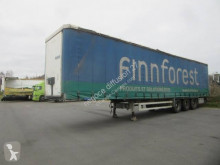 Lecitrailer 3E2ORDG semi-trailer used tautliner