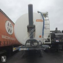 Benalu Citern Silo semi-trailer used tanker