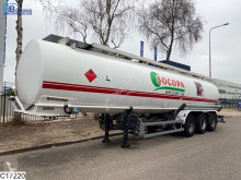 Trailor tanker semi-trailer Fuel 40051 Liter, 7 Compartments