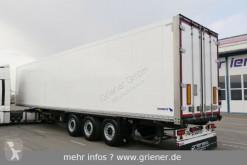 Semi remorque fourgon double étage Schmitz Cargobull SKO 24/ DOPPELSTOCK / ISOLIERT / STABIL / ZURRL.
