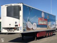 Semi remorque frigo mono température Schmitz Cargobull THERMO KING SLX SPECTRUM MULTI TEMP / LAADKLEP / DISC-BRAKES / LIFT-ASSEN