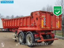 Netam tipper semi-trailer 19m3 Steel Tipper