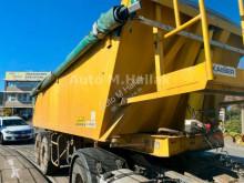 Kaiser tipper semi-trailer Voll Alu Mulde 20m³ BLATT / SPRING