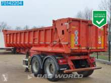 Semiremorca Netam 19m3 Steel Tipper SAF benă second-hand