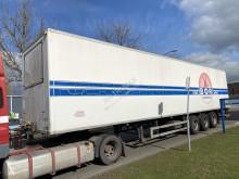 Semirremolque furgón Pacton T3 002 - - SAF + LAADKLEP + ABS