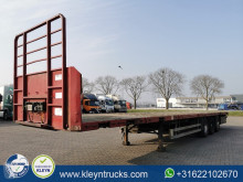 Pacton T3-001 semi-trailer used flatbed