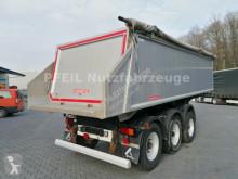 Langendorf SKA 24/30 Kippmulde Stahl-ALU- BPW-Schütte semi-trailer used tipper