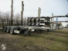 """Trailer chassis Fliegl Vario Containerchassis, V"""" 1x 29, 2x20,1x30,1x40"""