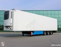 Semi remorque Schmitz Cargobull SKO 24 MEGA KUHLER DOPPELSTOCK frigo occasion