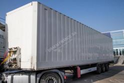 Semirremolque furgón Krone CAISSE FOURGON - ACIER/STEEL