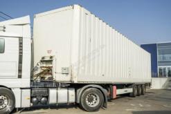 Krone box semi-trailer CAISSE FOURGON - ACIER/STEEL