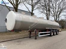 Semi remorque citerne Magyar Chemie 32550 Liter