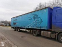 Sættevogn palletransport Krone Profi Liner