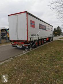 Sættevogn palletransport Kel-Berg